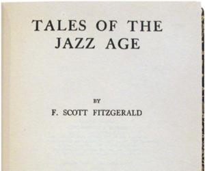 fitzgerald, jazz, and literature image