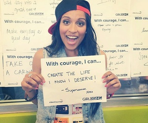inspiration, superwoman, and lilly singh image