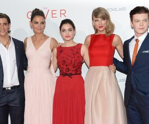 Katie Holmes, Taylor Swift, and cameron monaghan image