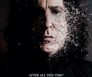 always, hp, and snape image