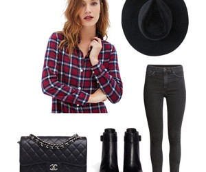 black, blog, and boots image