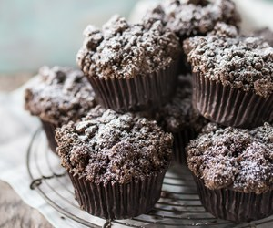 chocolate and muffins image