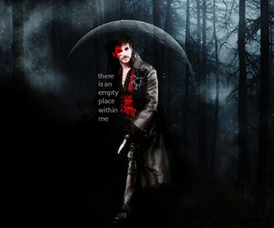 actor, hook, and once upon a time image
