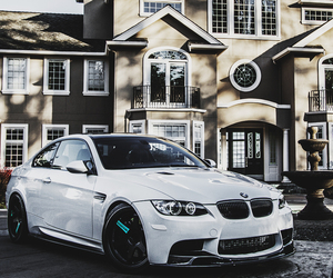 bmw, car, and lux image