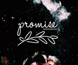 one direction and promise image