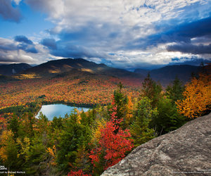 autumn, mountains, and nice image