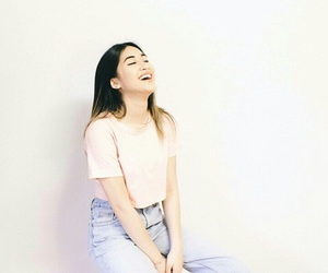 cassie, youtuber, and outfit inspiration image