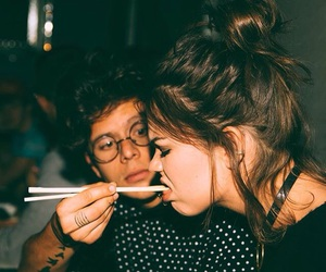goals, maia mitchell, and love image