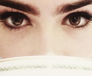 actress, beautiful, and eyes image