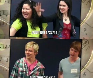 raini rodriguez, calum worthy, and ross lynch image