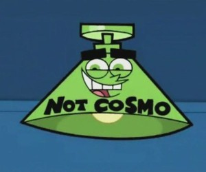 cosmo and funny image
