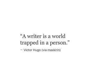deep, quote, and writer image