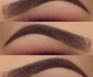 makeup, eyebrow, and fashion image