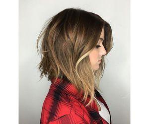 hair, haircut, and cabelo curto image