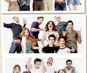 teen wolf, 😂, and cast teen wolf image