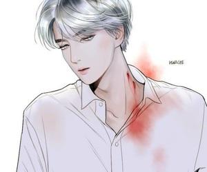sehun, exo, and fanart image