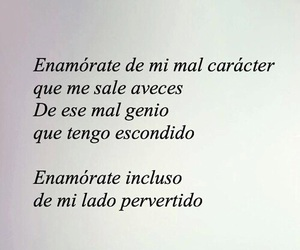 frases, amor, and enamorate image