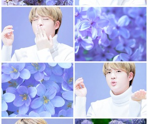 Collage, jin, and kpop image