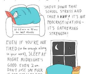 anxiety, caffeine, and midnight image