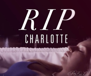 pretty little liars and charlotte dilaurentis image