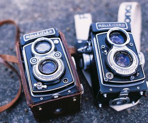 camera, classic, and photography image