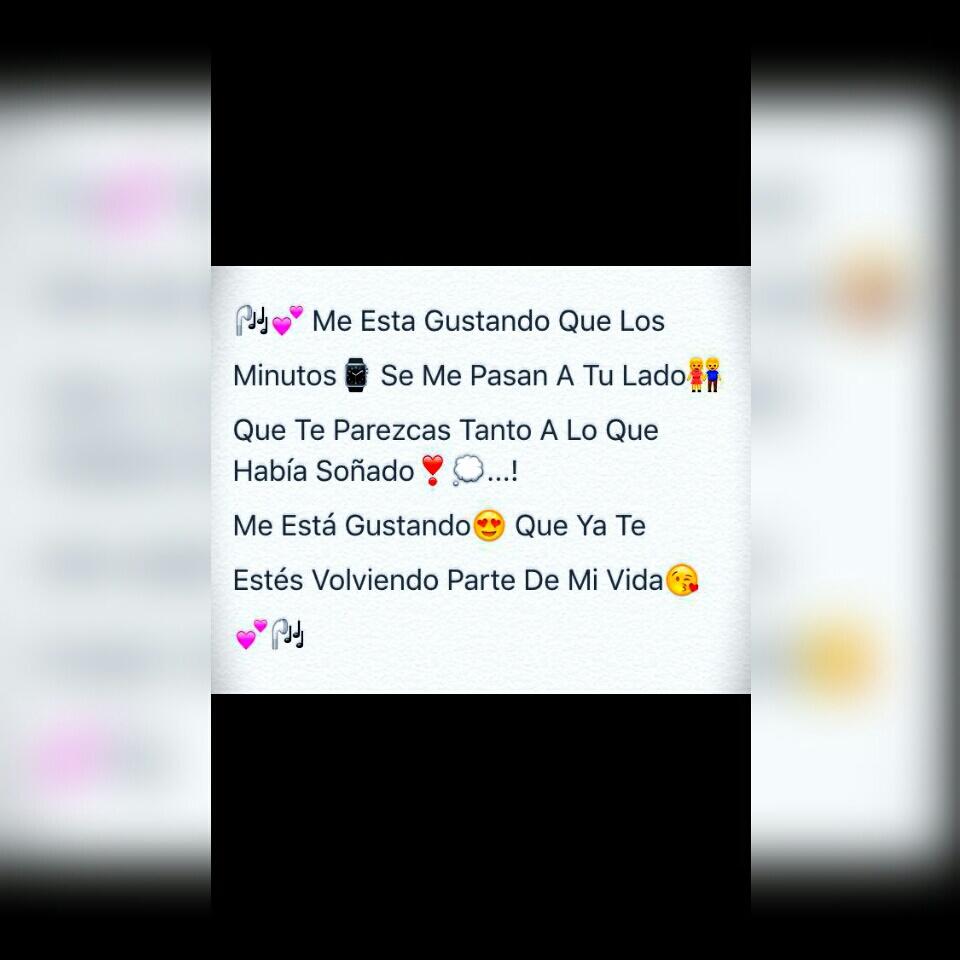 Me Esta Gustando Uploaded By Valeria Marceleno
