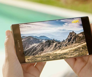 sony, technology, and xperia image