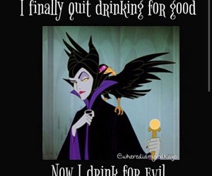 drink, evil, and princess image