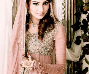 bollywood, indian, and pink image