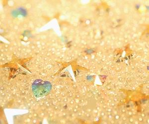 wallpaper, light, and glitter image