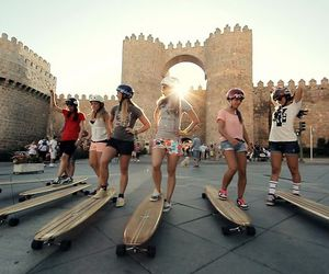 castles, cool, and skate image