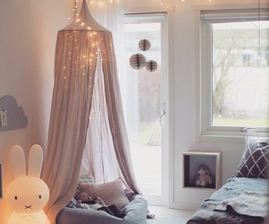 baby, room, and bed image