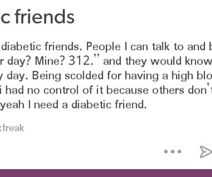 diabetes, tumblr, and insulin image