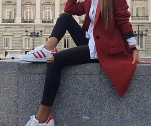 adidas, chic, and glam image
