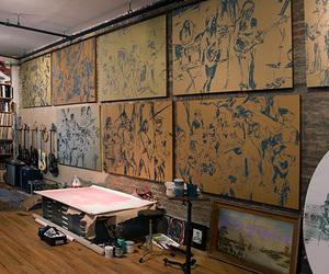 art, perfect, and studio image