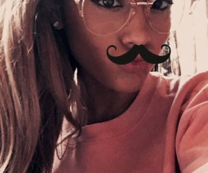 citty, love, and mustasche image