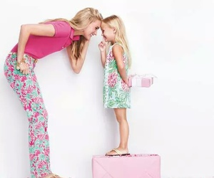 pink and daughter image