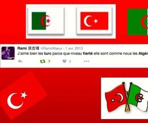 Algeria and ️️️️turkiye image