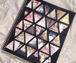 diy, notebook, and cool image