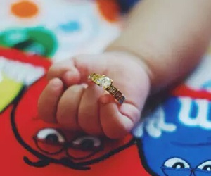 babies, little one, and hand image