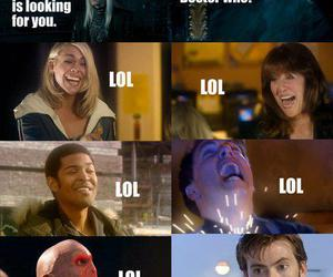 doctor who, harry potter, and lol image