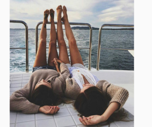 goals, summer, and boat image