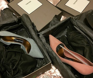 fashion, tom ford, and shoes image