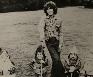 army, beatles, and george harrison image