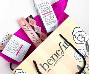benefit, flawless, and Foundation image