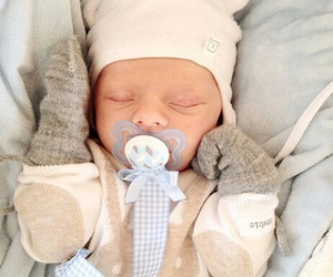 animals, newborn, and outfit image