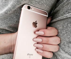 iphone, mate, and nails image