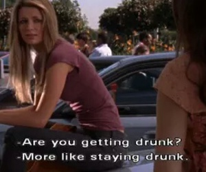 drunk, the oc, and quotes image