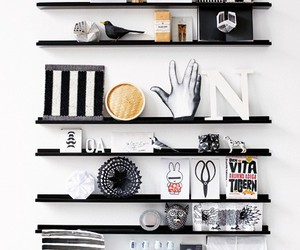 home and shelf image