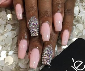 fashion, nails design, and nails image